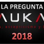 La pregunta Naukas 2018 – JJ Gallego