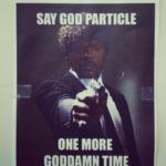 Esa maldita partícula