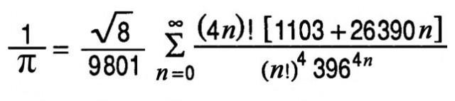 Formula PI 2