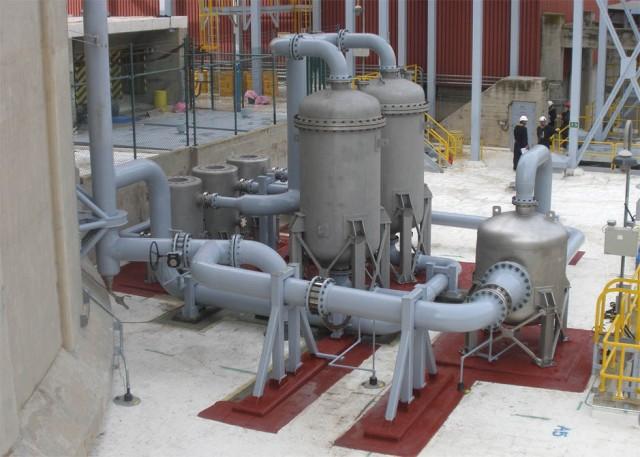 Venteo filtrado de la contención de la Central Nuclear de Cofrentes (Tamoin)