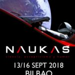 Ya tenemos cartel y fechas definitivas para Naukas Bilbao 2018