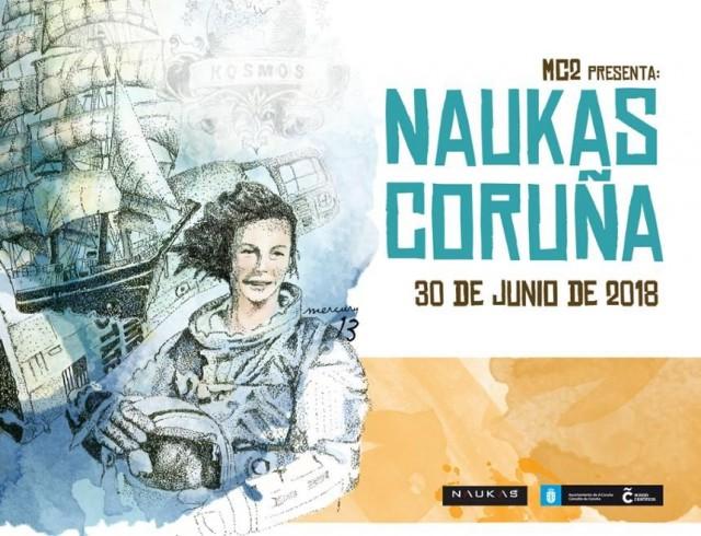 Naukas Coruña 2018