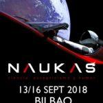 Programa (definitivo) de charlas para Naukas Bilbao 2018