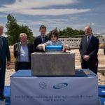 La primera piedra del futuro del LHC