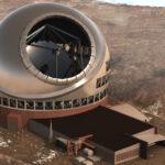 Los grandes telescopios que vienen: el TMT