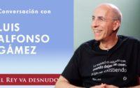 Entrevista con Luis Alfonso Gámez en Naukas Bilbao 2018