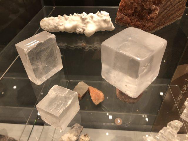 Cristales de halita