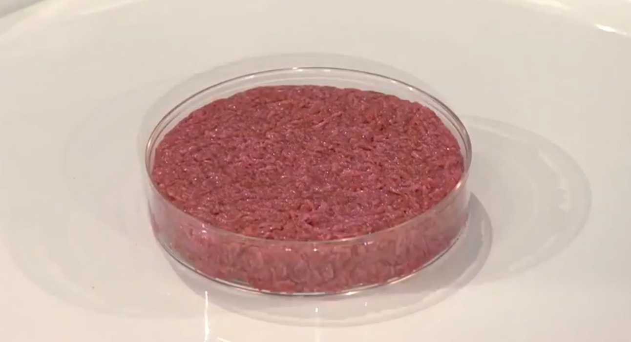 Carne de laboratorio: no todo es color de rosa.
