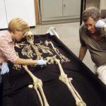 Esqueleto del hombre de Kennewick