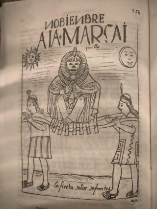 Nueva Coronica y Buen Gobierno, Felipe Guamán Poma de Ayala (1615)