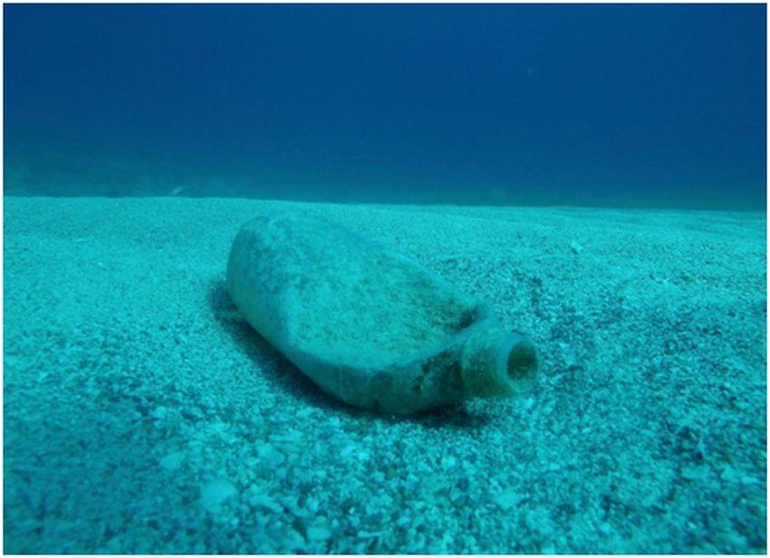 Plastico-mar