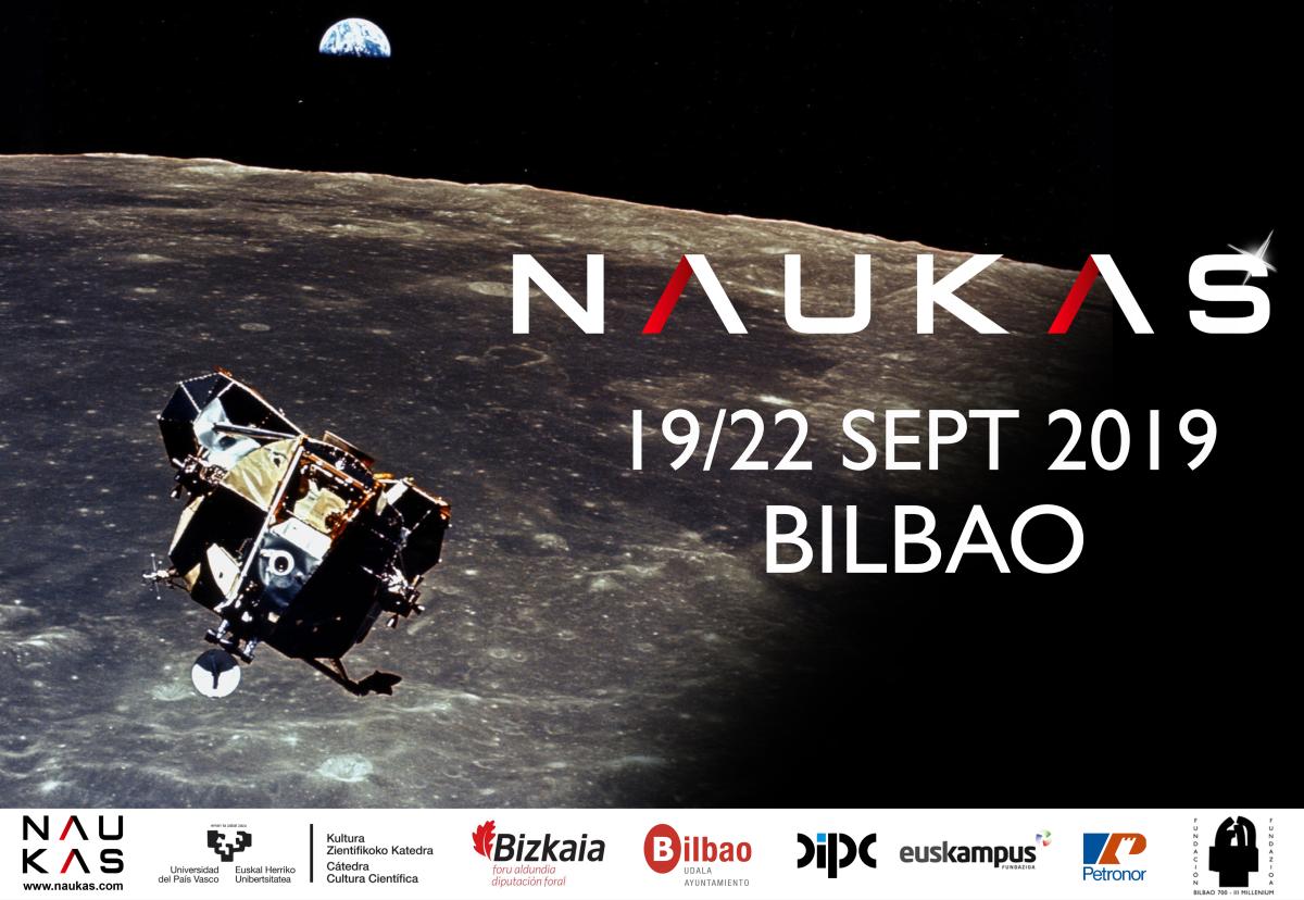 Programa definitivo de Naukas Bilbao 2019