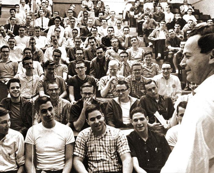 Las Clases de Feynman, 1: Ciencia, conocimiento y entendimiento