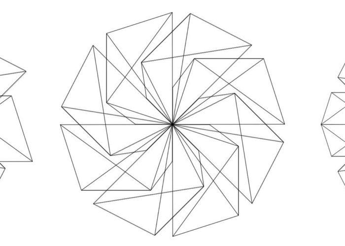 El divertido y enigmático Polígono P