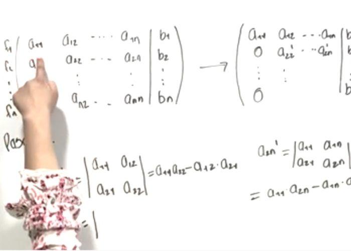 En busca de las ecuaciones de Paco