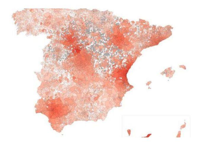 ¿Por qué los positivos en Huelva no son como los de Soria?