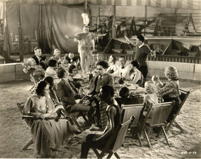 Imagen de la película Freaks (1932) de Tod Browning