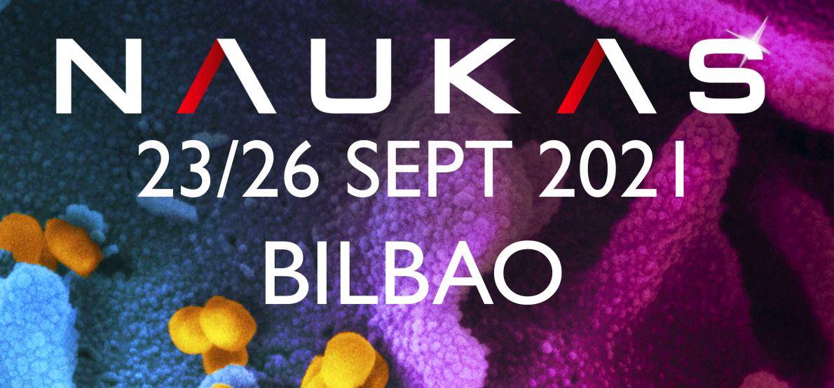 Naukas Bilbao 2021 ya tiene cartel y fechas