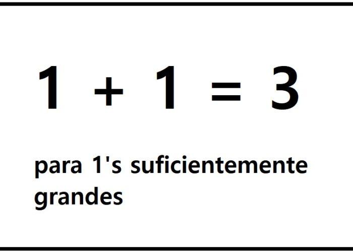 Humor y matemáticas (XV)